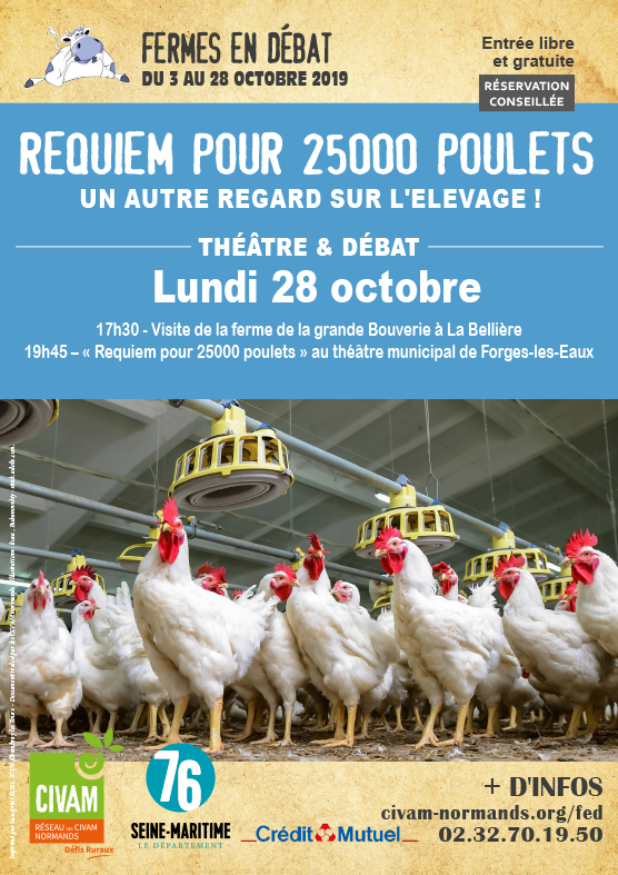 Affiche FED2019 requiem 28octobre