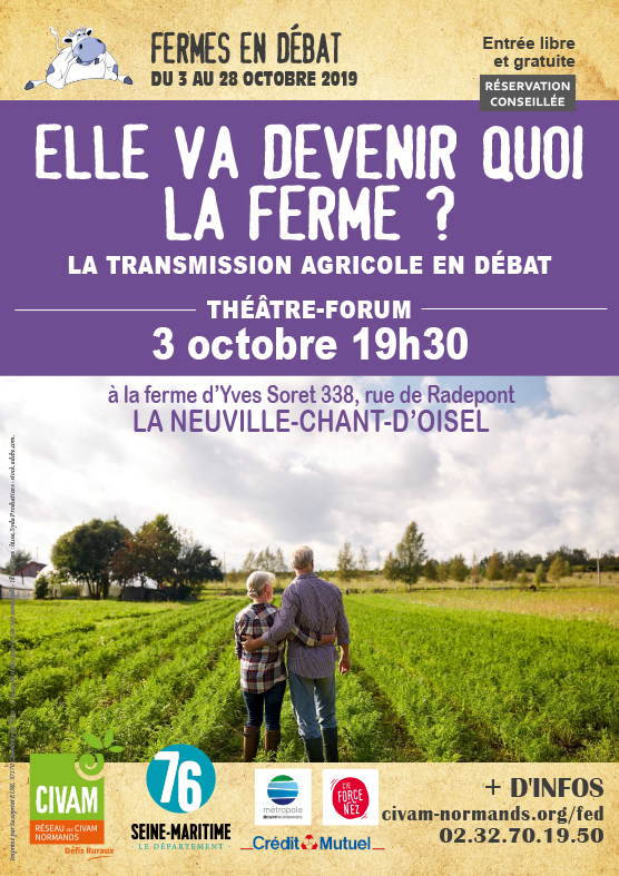 Affiche FED2019 transmission 3octobre